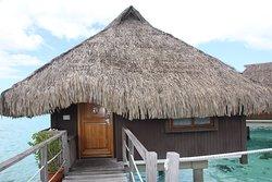 Premium Over water bungalow #76