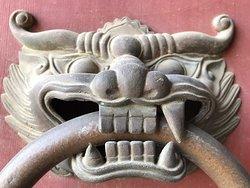 Unique pagoda