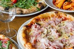 La Pizza d'Anita - Restaurant italien - Porte de Saint Cloud - Pont Garibaldi - pizza - pâtes - antipasti - cuisine italienne