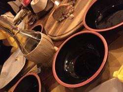 ciotola vino