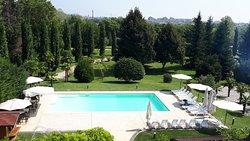 A due passi dal centro storico di Verona un'oasi di relax immersa nel nostro parco