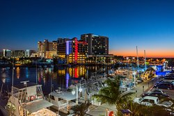 Clearwater Beach Marina, ideally located on world-renowned Clearwater Beach, is a well-equipped and versatile marina with a vibrant beach atmosphere.