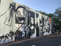 Central Avenue Murals