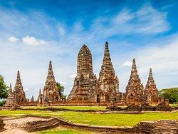 Park Historyczny Ayutthaya