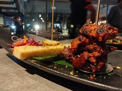House Spiced Chicken Wings