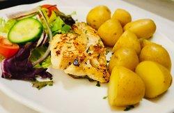 Kingfisher Fish N Chips restaurant