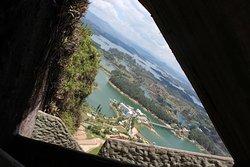 Amazing views everywhere.