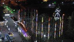 Galaxi roller coaster (very good)
