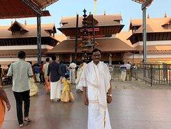 Guruvayur temple visit