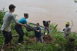 Community development tours at Koh Tnoat
