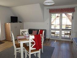Apartament na piętrze