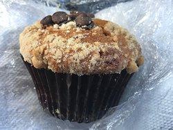 Cinnamon Coffee Cake Muffin from Thomas's Ham & Eggery Diner