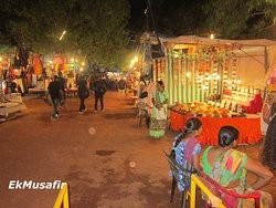 Indian masala stall.
