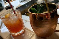 PONT cocktails