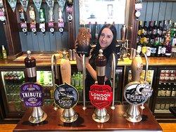 Cask Ale Monday's...only £2.49 a pint