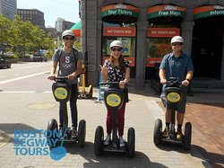 #Fun #day out with #friends? From #BackBay to #FaneuilHall, we've got you covered here in #Boston! A #Segway #Tour is sure for a great time. 😃www.bostonsegwaytours.net