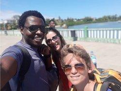 Em viagem com a SMILE MOZAMBIQUE
