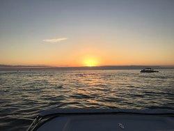 Sunset Charter Tours along beautiful Siesta Key Florida