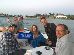 You Should be Here! Sarasota Boat Charters