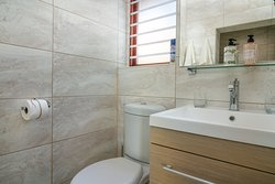 La Tortue Apartment 2 Walk in Bathroom with shower
