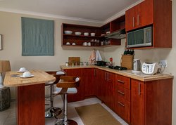 Sea Urchin Apartment 1 Fully Equipped kitchenette