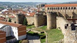 desde la Torre Lucia hacia la Catedral al fondo