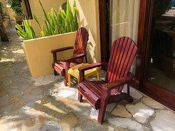 Ocean Manor Cabarete patio