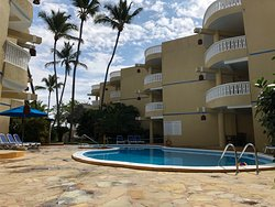 Ocean Manor Cabarete swimming pool