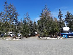 The Best RV Park in the Comox Valley