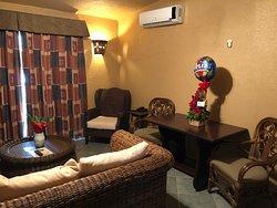 Sala de habitación