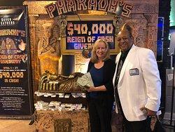Pharaoh's Reign of Cash.