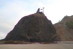 Lots of massive boulders