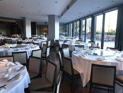 Dining Room    Harborview Restaurant & Bar   Chinese Restaurant in San Francisco