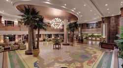 Sokha Angkor Resort Hotel Lobby