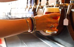 20 Craft Beers on Tap