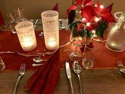 Weihnachtsfeier im Salz & Pfeffer