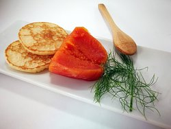 Botarga: el caviar del Mediterráneo.
