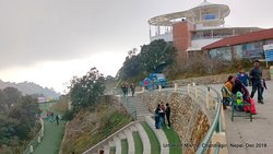 Children's Park on Chandragiri Hills