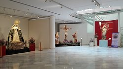 Imágenes religiosas de pasos de la Semana Santa
