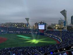 2019年3月29日 横浜VS中日 横浜スタジアム開幕戦!!開幕セレモニー