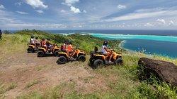 Bora Bora ATV Tours
