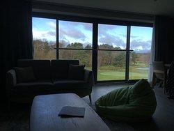 Lovely views rom room