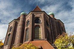 """Der """"alte"""" Peter - Petruskirche. Die älteste Kirche Münchens."""