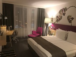 A good Holiday Inn in a central location in FAM