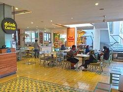 Food Place Rumah Mode