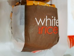 White Rice Pack