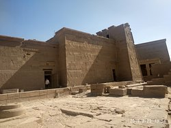 hieroglyphic / pictographic reliefs on the walls of Temple of Isis at Philae. Some of them are in very good condition.