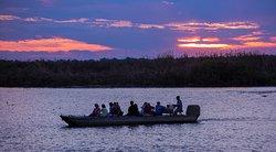 Sunset Boat Cruise   © Lesanne Dunlop
