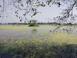 Another view of Shekha Jheel
