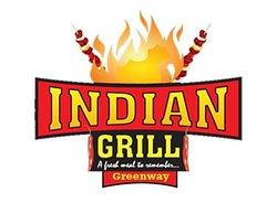 Logo of Indian grill restaurant, greenway, Tuggeranong